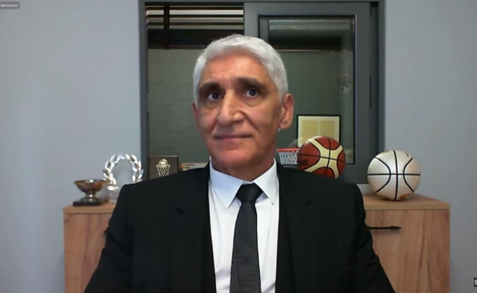 Παναγιώτης Γιαννάκης: Ο συγκινητικός λόγος για την είσοδο στο Hall of Fame