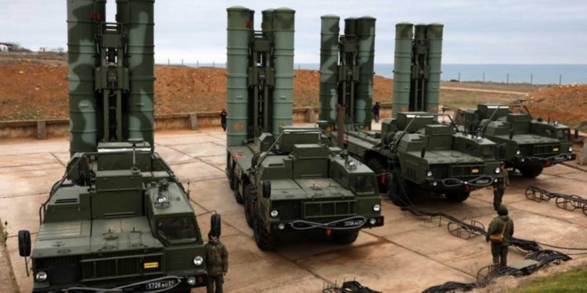 «Βόμβα» της Cumhuriyet: Οι S-400 θα μείνουν στις αποθήκες, δεν θα χρησιμοποιηθούν
