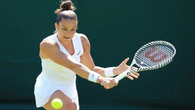 Στις 25 Ιουνίου κληρώνει για Τσιτσιπά - Σάκκαρη στο Wimbledon