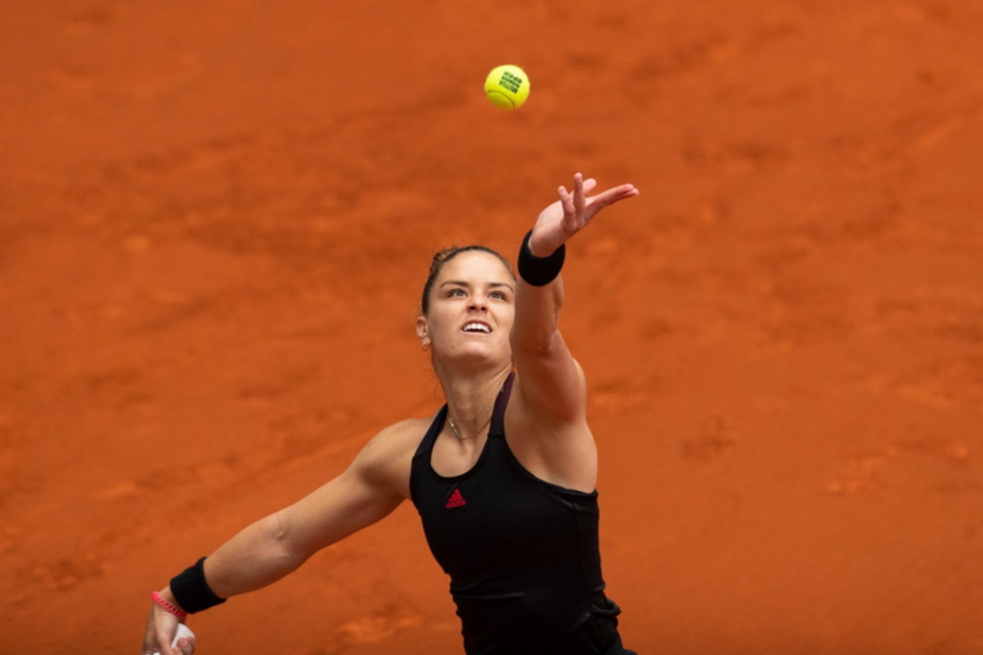Μαρία Σάκκαρη: Τι ώρα θα γίνει ο προημιτελικός στο Roland Garros