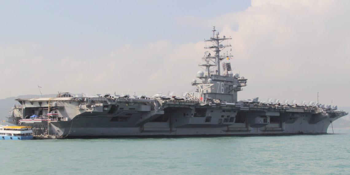 Νότια Σινική Θάλασσα: Μεγάλη ναυτική δύναμη των ΗΠΑ στην περιοχή