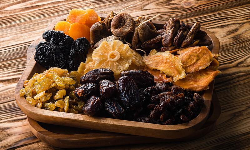 Αποξηραμένα φρούτα: Τα πολύτιμα οφέλη τους για την υγεία (εικόνες)