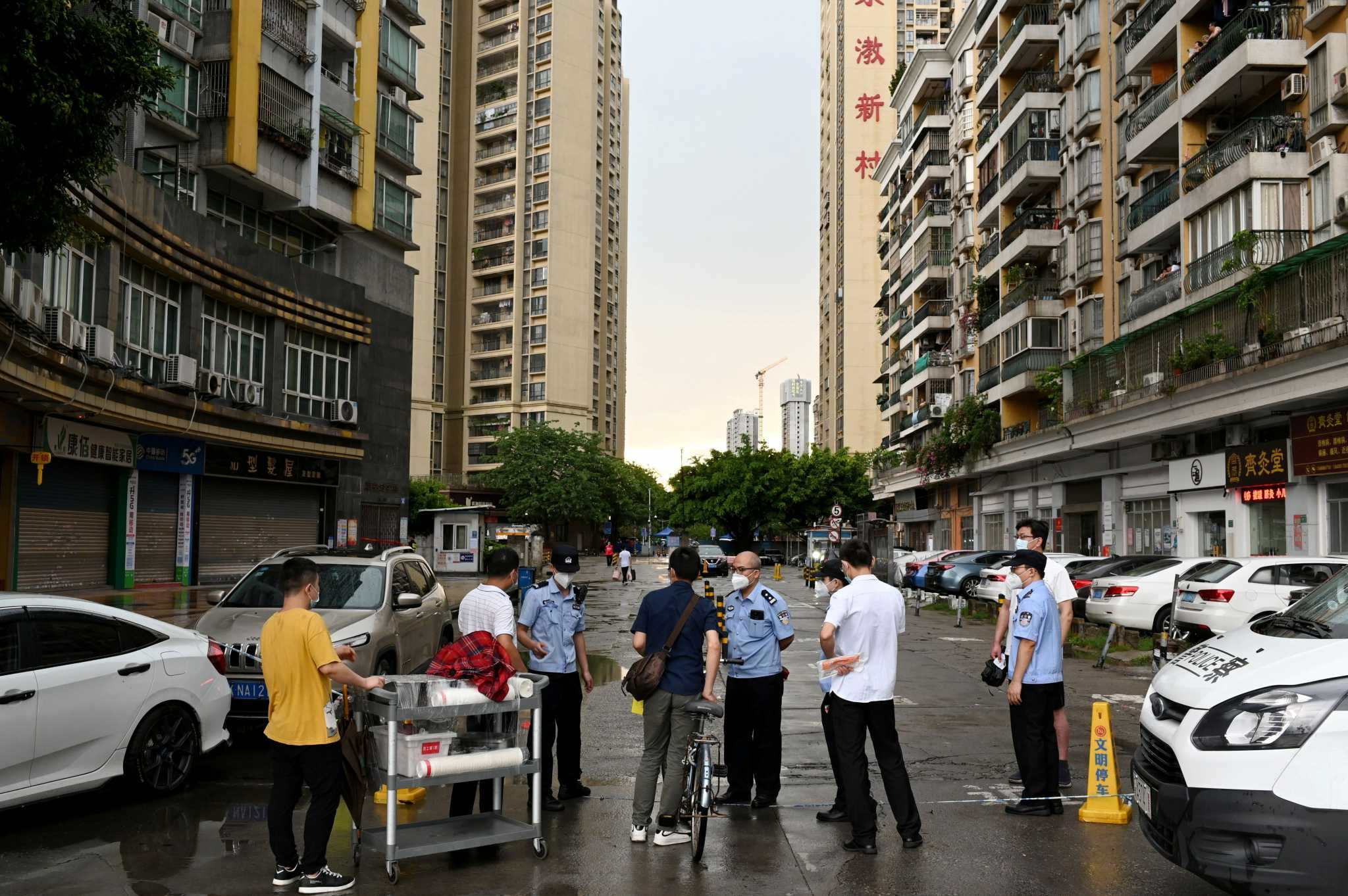 Κίνα: Πέντε νεκροί από επίθεση με μαχαίρι – Τραυματίστηκαν άλλοι 15 (vids)