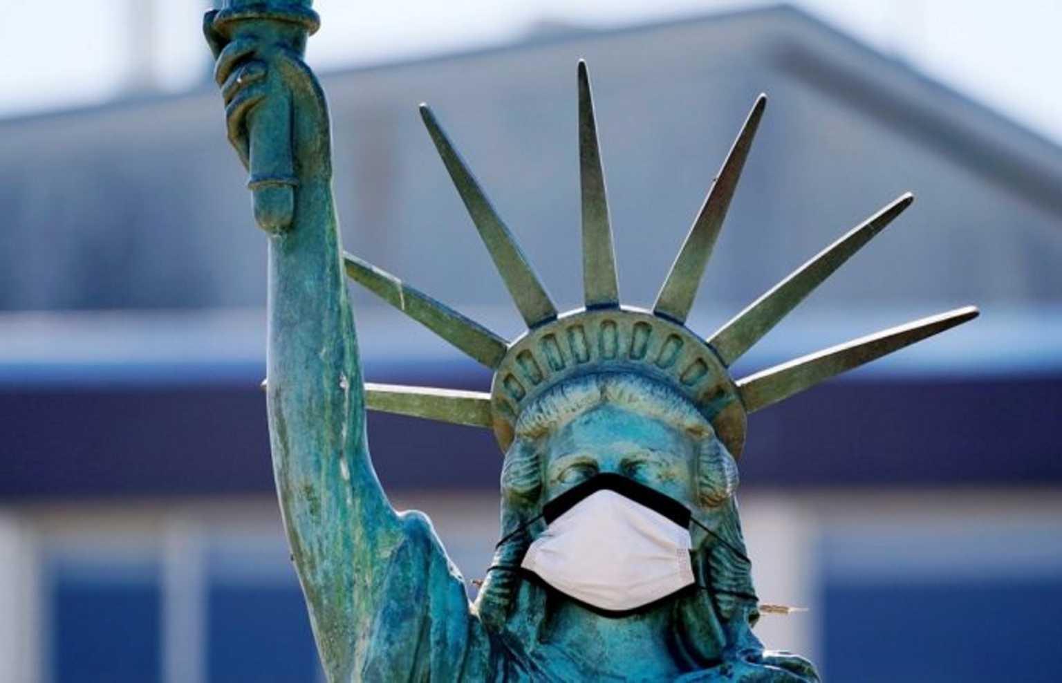 ΗΠΑ: Θλιβερό ορόσημο με πάνω από 600.000 νεκρούς από κορονοϊό