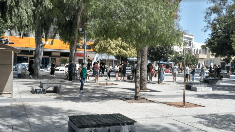 Μόλις πέντε θετικά τεστ στους ελέγχους του ΕΟΔΥ στην Κρήτη