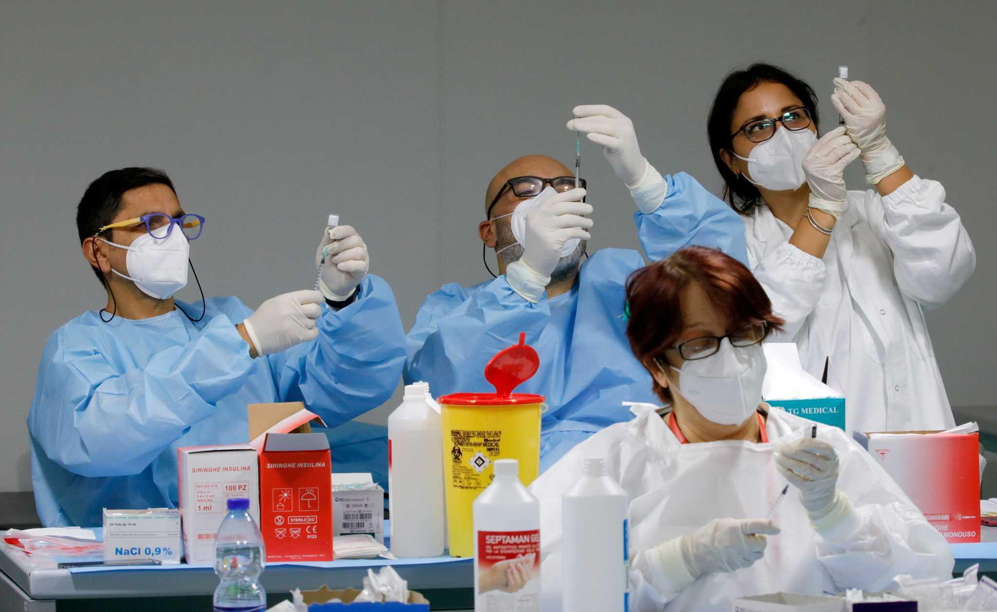 Βέλγιο: Αυξάνονται οι υποστηρικτές του υποχρεωτικού εμβολιασμού για τον κορονοϊό
