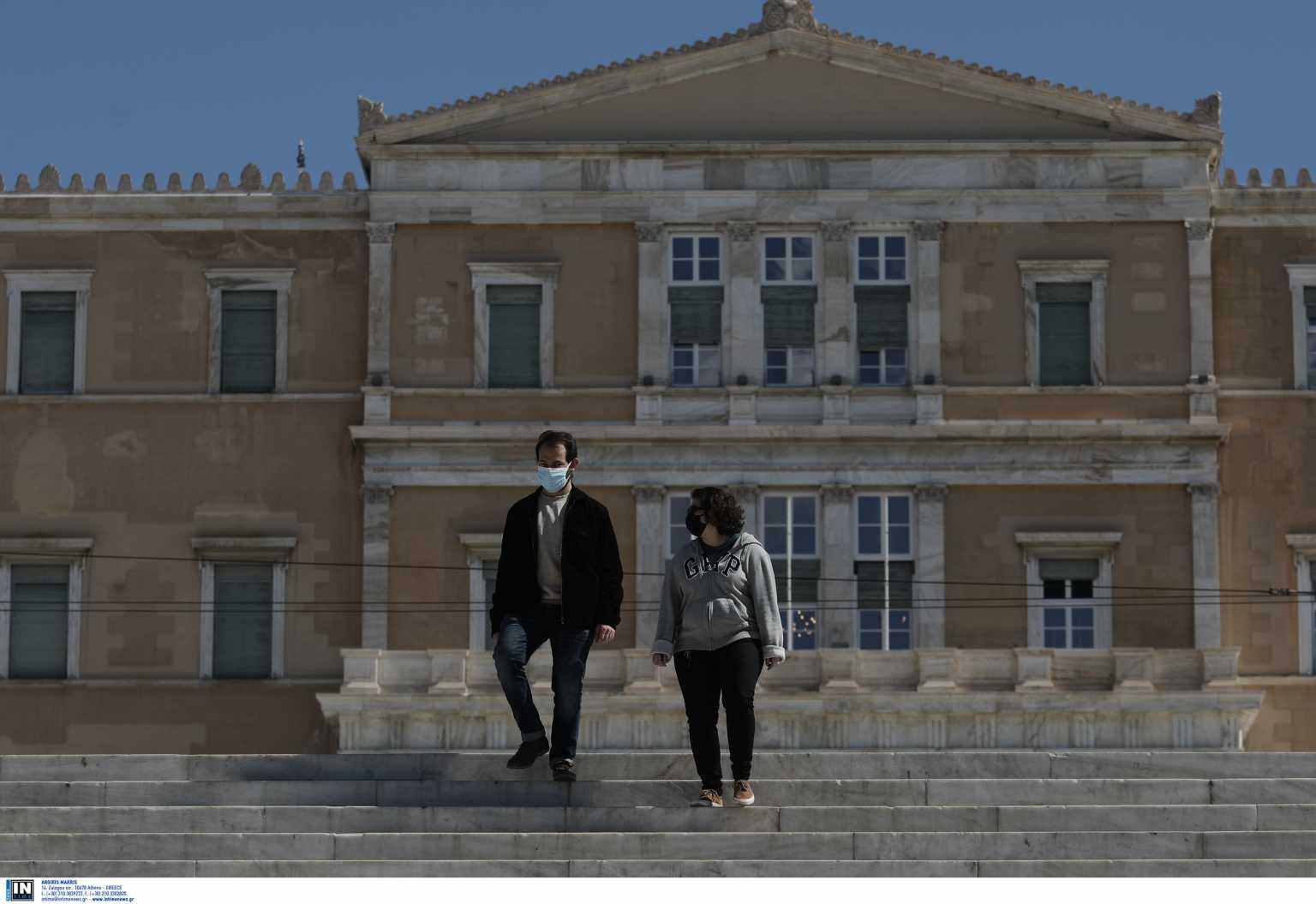 Κορονοϊός: Μάσκες σε εξωτερικούς χώρους τέλος! Νέα δεδομένα από σήμερα
