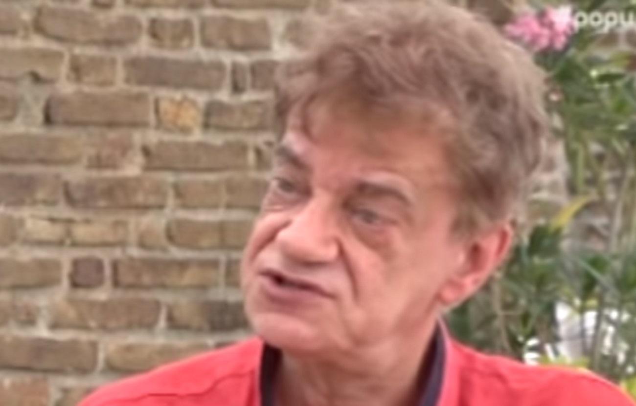 Ο Τάκης Παπαματθαίου «καρφώνει» τον Σάκη Ρουβά – «Το έκανε εν μια νυκτί»