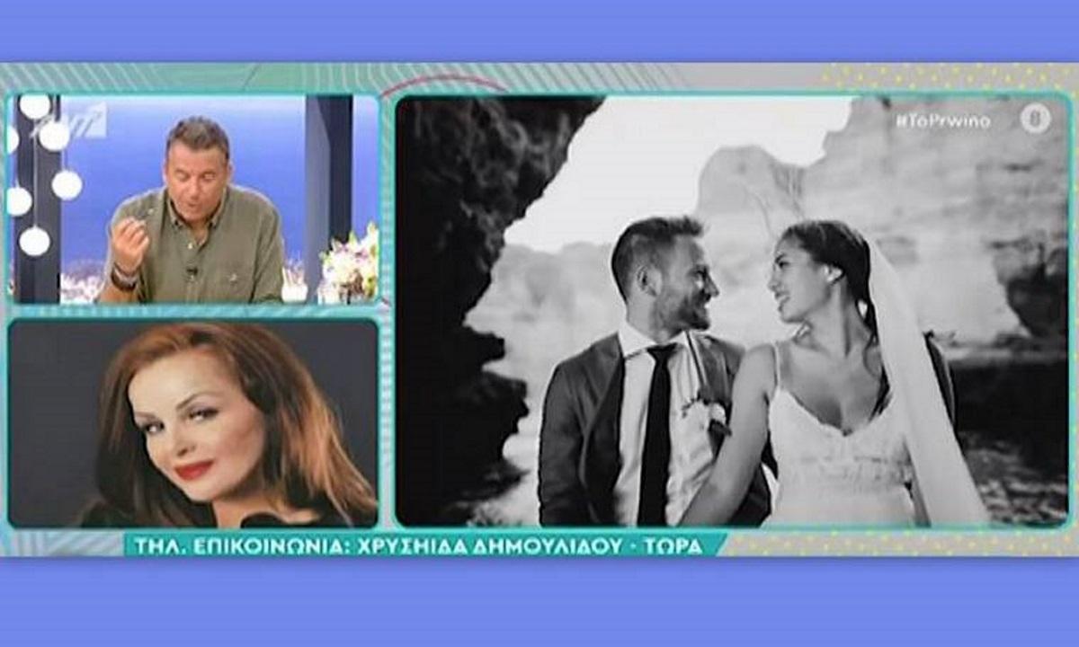 Γλυκά Νερά – «Σφάχτηκαν» on air με την Χρυσηίδα Δημουλίδου: «Δεν ξέρετε Ελληνικά, κάνετε τηλεοπτικό πανηγυράκι»