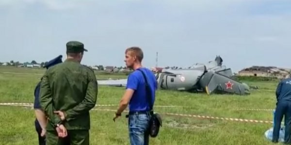 Συνετρίβη αεροπλάνο στη Ρωσία – 9 νεκροί και δεκάδες τραυματίες