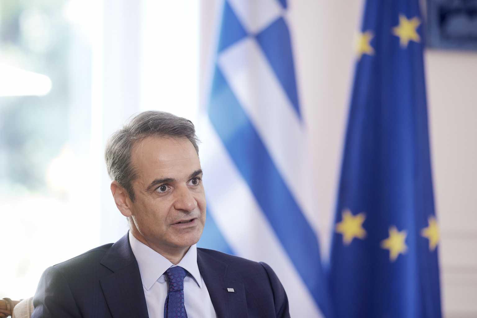 Μητσοτάκης για τουρκικές προκλήσεις: «Το μήνυμα εστάλη πολύ, πολύ ξεκάθαρα από το Ευρωπαϊκό Συμβούλιο…»