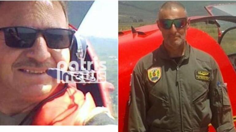 Hλεία: Αυτοί ήταν οι δύο επιβαίνοντες στο αεροσκάφος που κατέπεσε