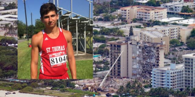 Κατάρρευση πολυκατοικίας στο Μαϊάμι: Αυτός είναι ο 21χρονος Ελληνας που αγνοείται -Τον αναζητά η οικογένειά του