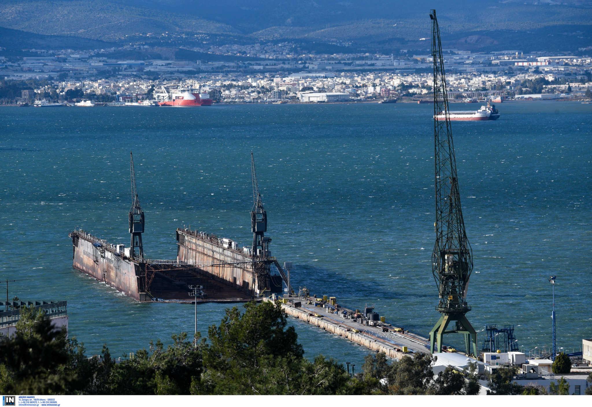 Ναυπηγεία Σκαραμαγκά: Δέσμευση για επενδύσεις 700 εκατ. ευρώ από την Pyletech Shipyards
