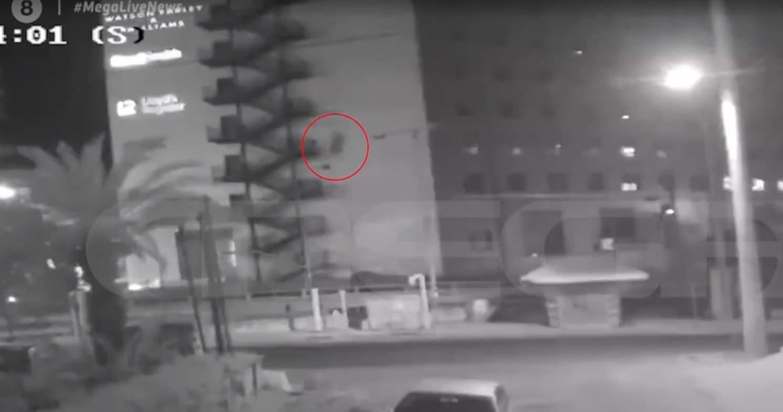 Άνδρας έπεσε στο κενό από τον έβδομο όροφο κτηρίου στη Συγγρού
