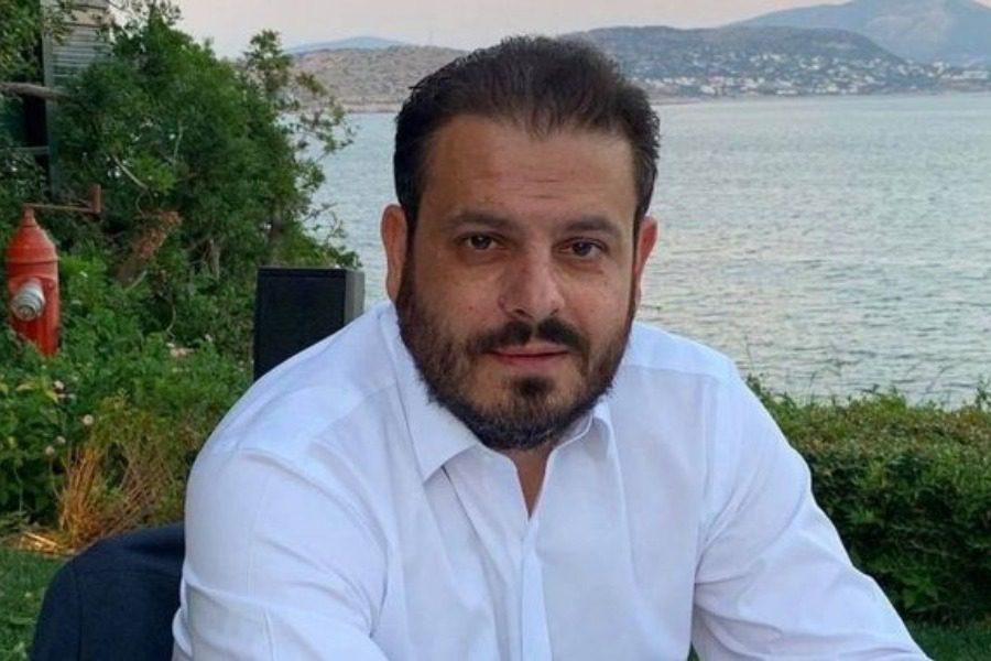 Πέθανε ξαφνικά o Διευθυντής της Δημοτικής Αστυνομίας, Θάνος Τάτσης