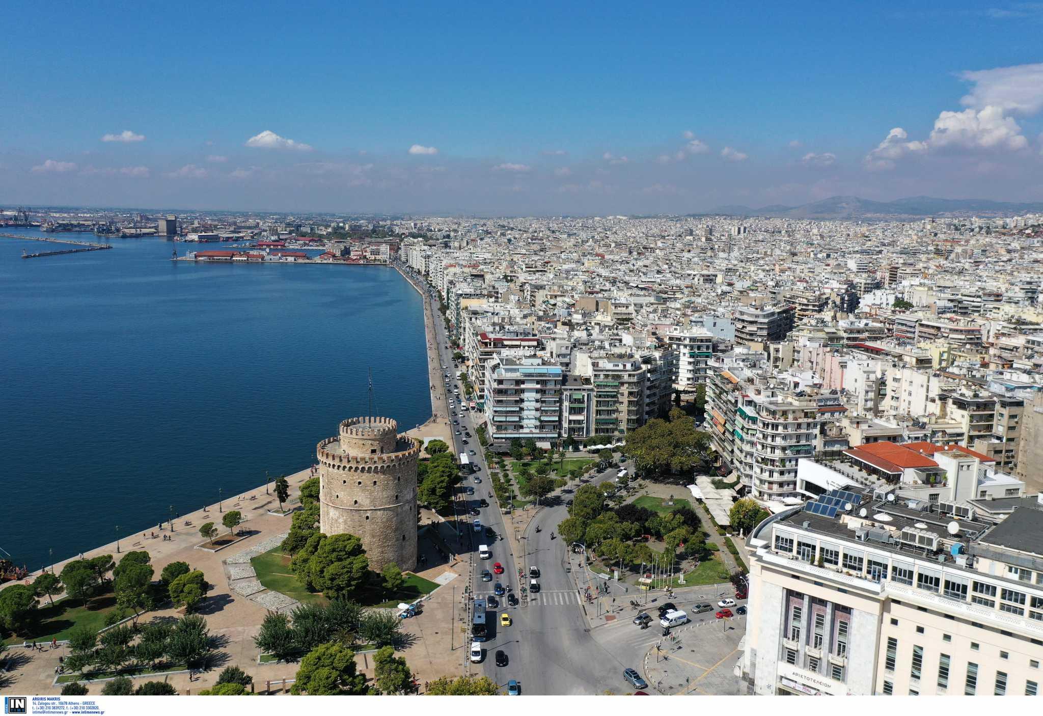 Θεσσαλονίκη: Αισιόδοξα στοιχεία από τα λύματα – Κοντά στο «πράσινο» το ιικό φορτίο (pics)