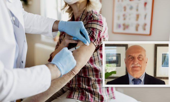 """Τζανάκης: «Ποια θα είναι τα """"προνόμια"""" των εμβολιασμένων στη νέα πραγματικότητα»"""