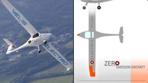 Velis Electro: Η Πολεμική Αεροπορία της Δανίας απέκτησε ηλεκτρικά αεροπλάνα