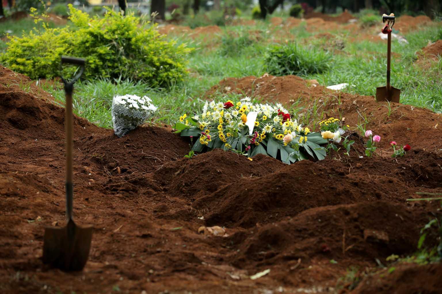 Βραζιλία: Φουντώνει ξανά ο εφιάλτης! Ρεκόρ κρουσμάτων κορονοϊού σε ένα 24ωρο και άλλοι 2.392 νεκροί