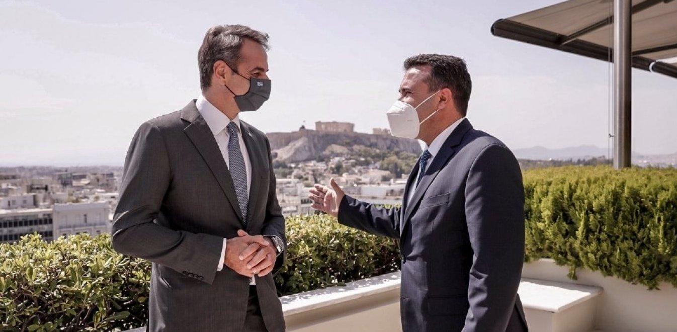 Ξανά στην Αθήνα ο Ζάεφ - Πέφτουν υπογραφές για την κατασκευή αγωγού φυσικού αερίου
