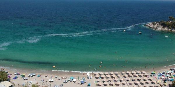 Χαλκιδική: Τι συμβαίνει με τις φυσαλίδες στις παραλίες - Που οφείλονται