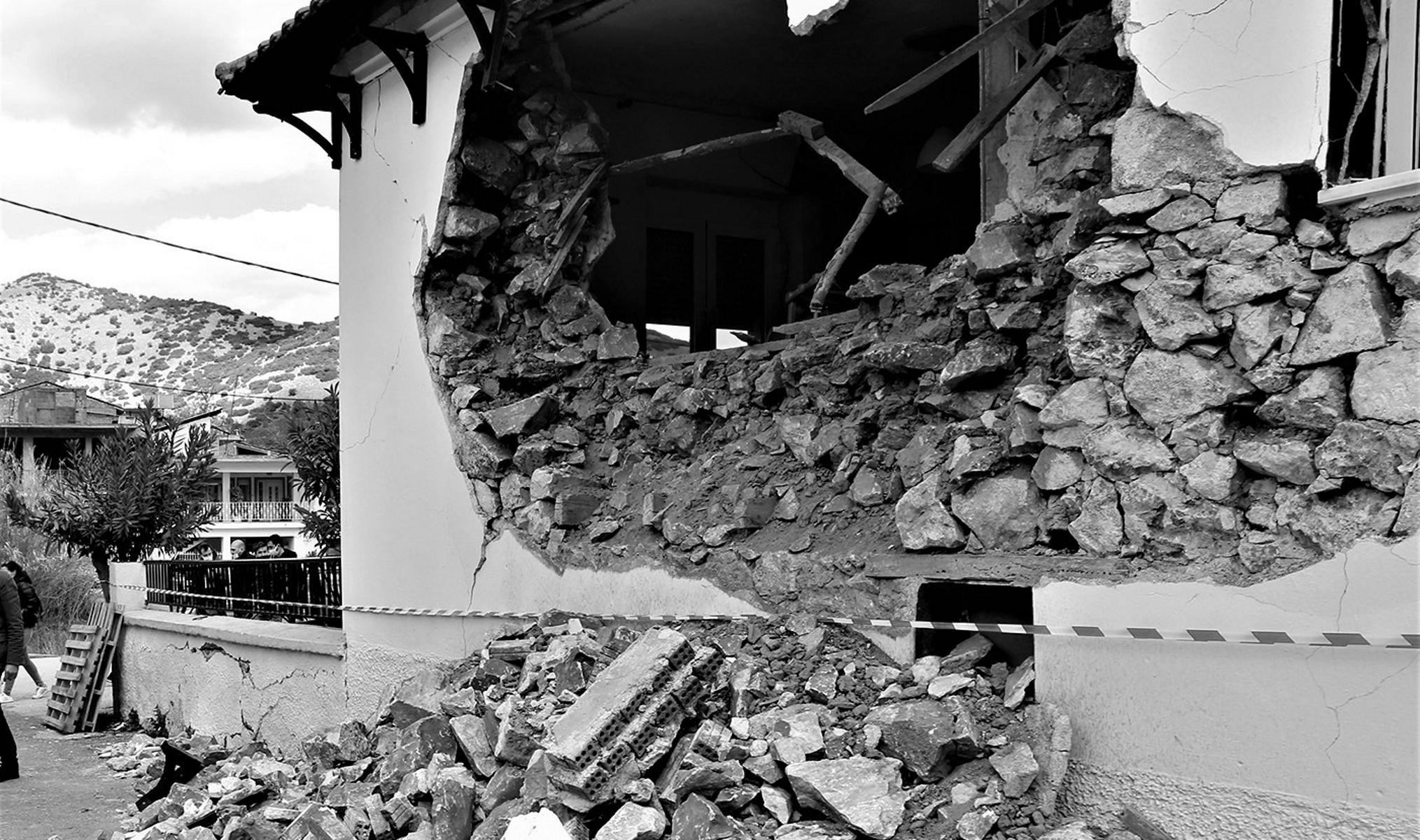 Παπαζάχος: Πιθανότητα για μέχρι και 5,5 Ρίχτερ σεισμό στην Κρήτη