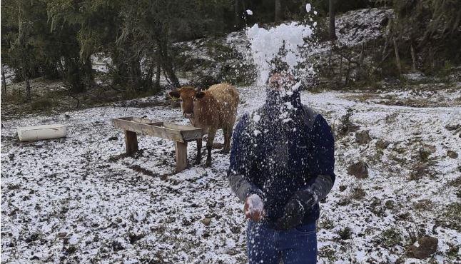 Τρελάθηκε ο καιρός στη Βραζιλία: Χιόνισε μετά από 64 χρόνια