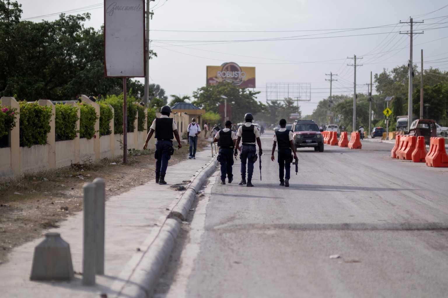 Η Αϊτή ζητάει στρατό από ΗΠΑ και ΟΗΕ φοβούμενη δολιοφθορές