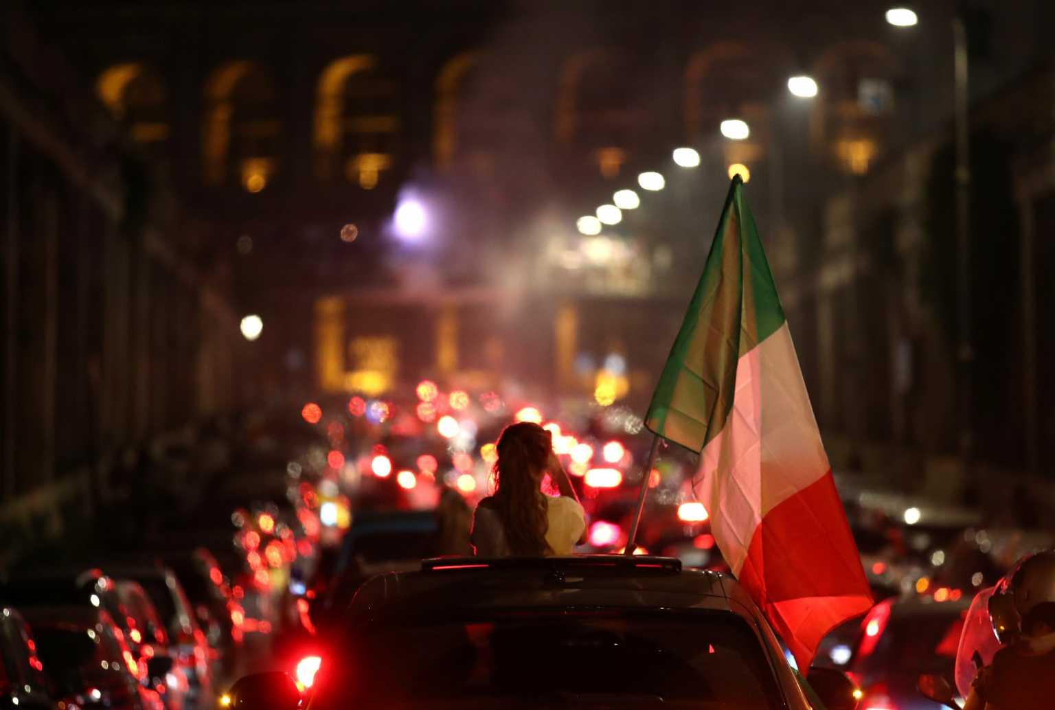 Euro 2020: Εκτέλεση συμβολαίου θανάτου εν μέσω πανηγυρισμών στην Ιταλία