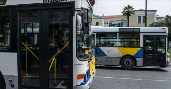 ΟΑΣΑ: Λεωφορεία της γραμμής 500 Πειραιάς-Ταύρος θα εξυπηρετούν το κοινό μετά την πυρκαγιά στον ΗΣΑΠ