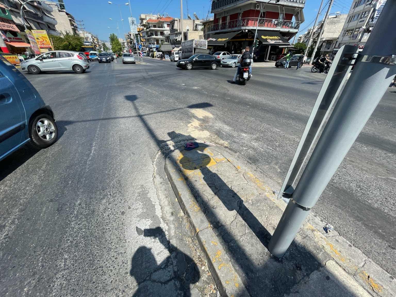 Νίκαια: Τραγική ειρωνεία – Ο πατέρας διασταυρώθηκε με το ασθενοφόρο του παιδιού χωρίς να το ξέρει