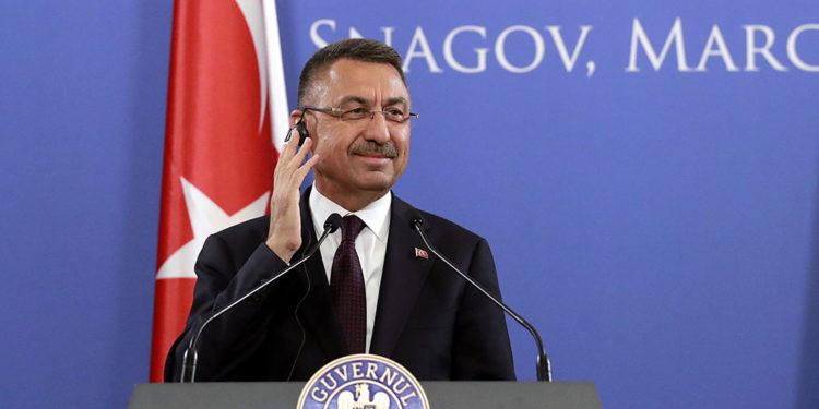 Ακραία προκλητικός ο Οκτάι: Χαρακτήρισε «εισβολείς» Έλληνες και Κύπριους
