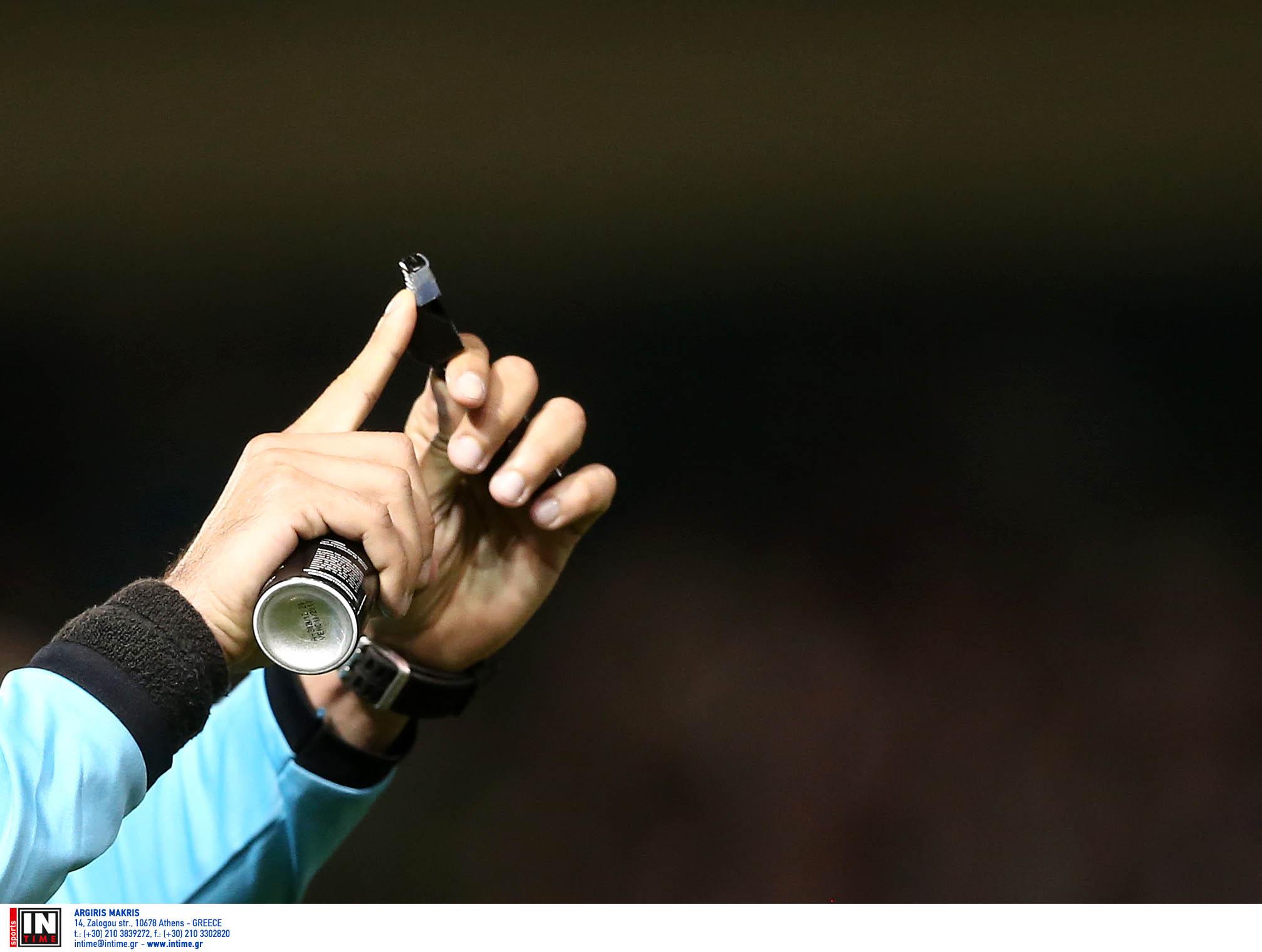 Superleague: Αυτοί είναι διαιτητές της νέας σεζόν – «Έκοψε» 7 ο Κλάτενμπεργκ, δεν προβίβασε κανέναν