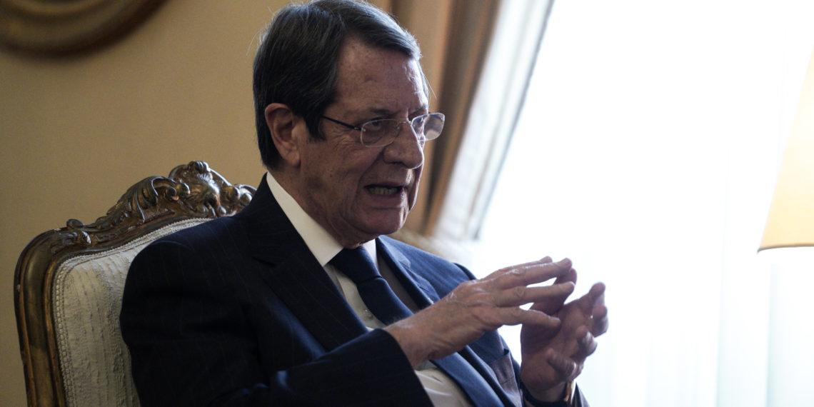 Αναστασιάδης: Αιχμές για τον «μεροληπτικό» ΟΗΕ και οι «κόκκινες γραμμές» στο Κυπριακό