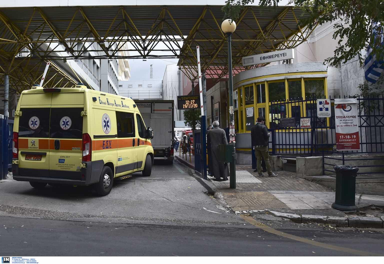 Κορονοϊός – Ελλάδα: Η μετάλλαξη Δέλτα φέρνει «έμφραγμα» στα νοσοκομεία