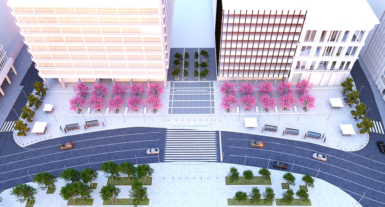 Αυτή θα είναι η νέα πλατεία Συντάγματος – Εικόνες της αλλαγής που έρχεται