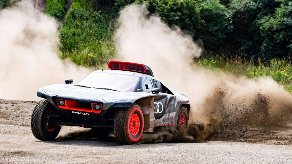 Audi: Με αυτό το ηλεκτρικό «θηρίο» θα τρέξει στο Ράλι Dakar (video)