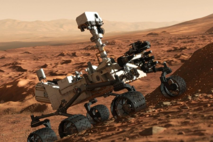 Το Curiosity ίσως ανακάλυψε γιατί εξαφανίστηκε η ζωή στον πλανήτη Αρη