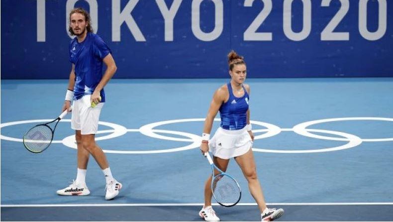 Άλλαξε μετά τις αντιδράσεις η ώρα έναρξης στο τένις, το μεσημέρι της Πέμπτης παίζουν Τσιτσιπάς-Σάκκαρη