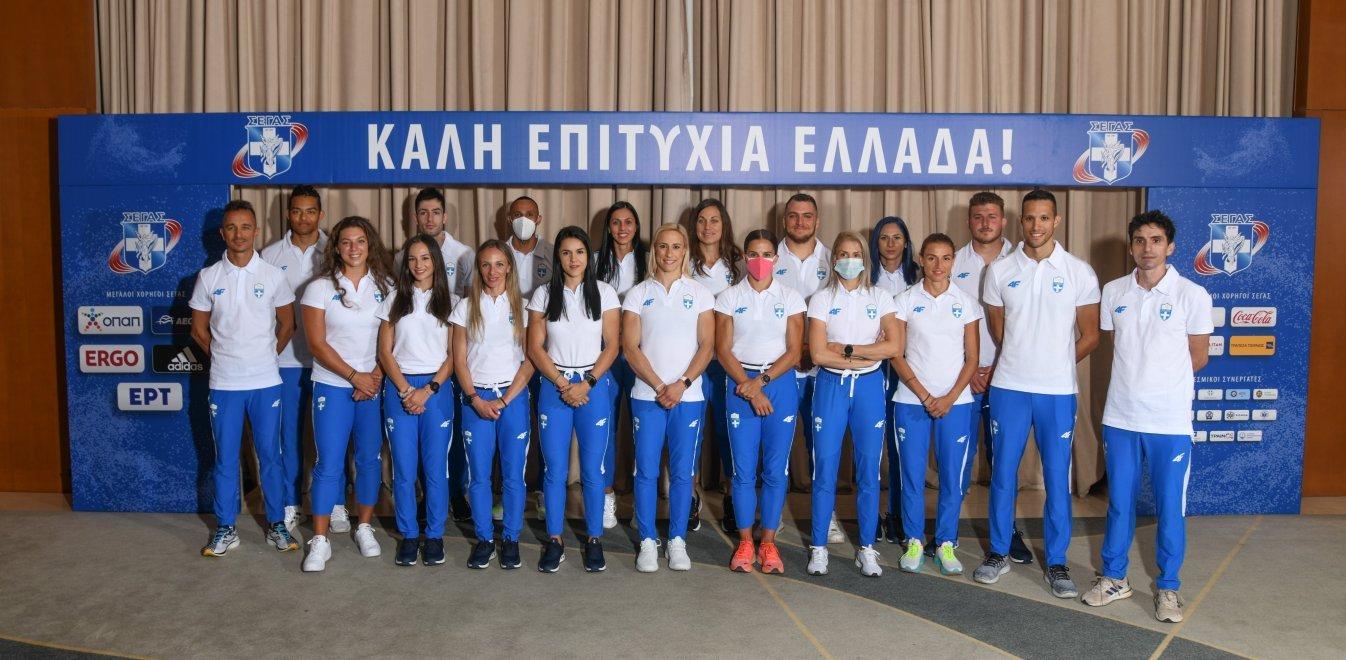 Ολυμπιακοί Αγώνες 2021: Σε καραντίνα έως την 31η Ιουλίου τρία μέλη της ελληνικής αποστολής