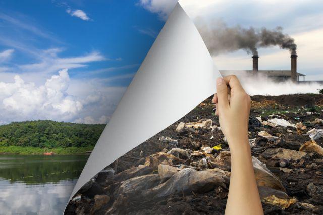 Κλιματική αλαγή: Πώς η Ελλάδα ήρθε τρίτη στη μείωση εκπομπών στην ΕΕ