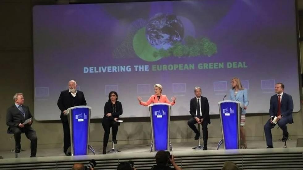 Η Ευρώπη θέλει να μηδενίσει τους ρύπους από τα αυτοκίνητα έως το 2035