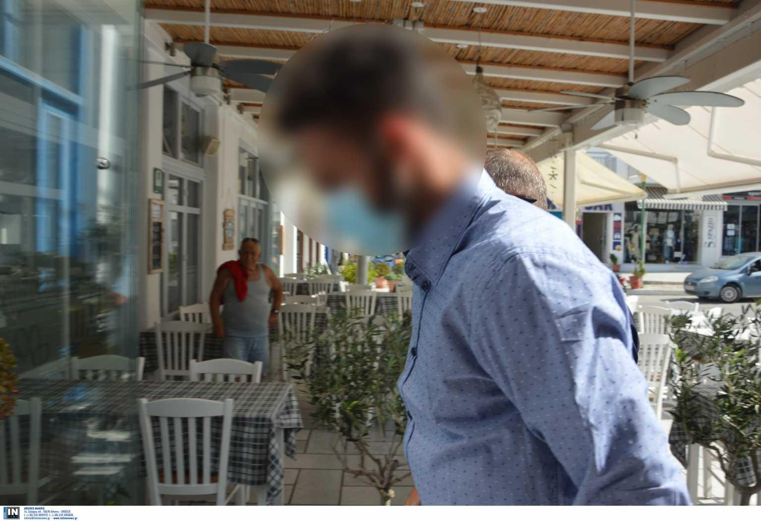 Φολέγανδρος: Αντί για τον ανακριτή, στο κέντρο Υγείας ο δολοφόνος της Γαρυφαλλιάς – Μεταφέρθηκε μέσα στη νύχτα