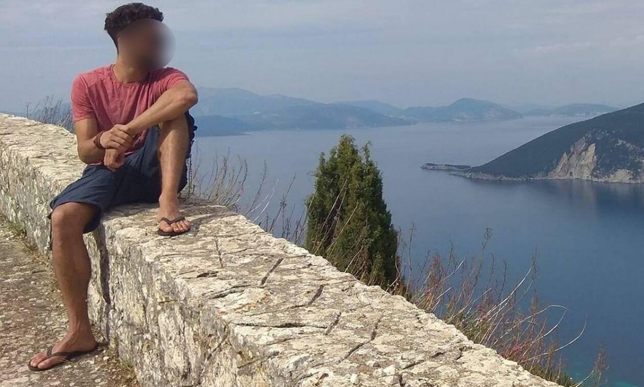 Φολέγανδρος: Η στιγμή που ανακαλύπτουν τον 30χρονο στην κρυψώνα του