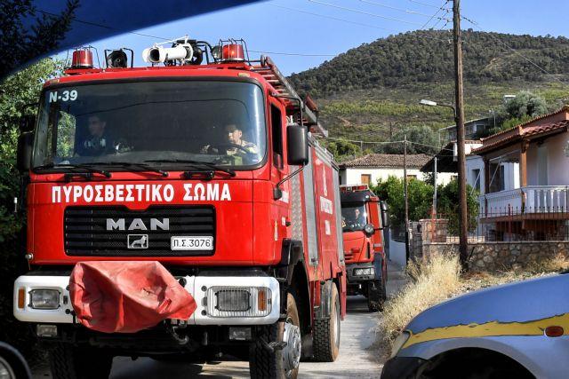 Σχεδόν 50 πυρκαγιές σε 24 ώρες σε όλη την Ελλάδα