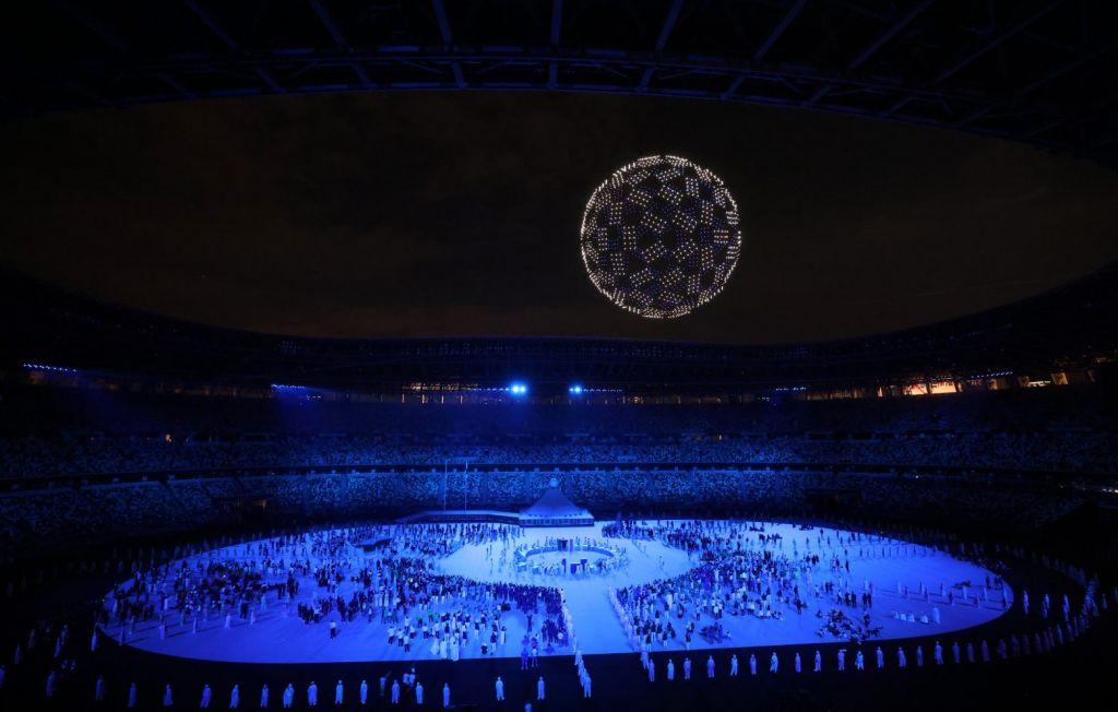Η ξεχωριστή υδρόγειος των Ολυμπιακών Αγώνων του Τόκιο