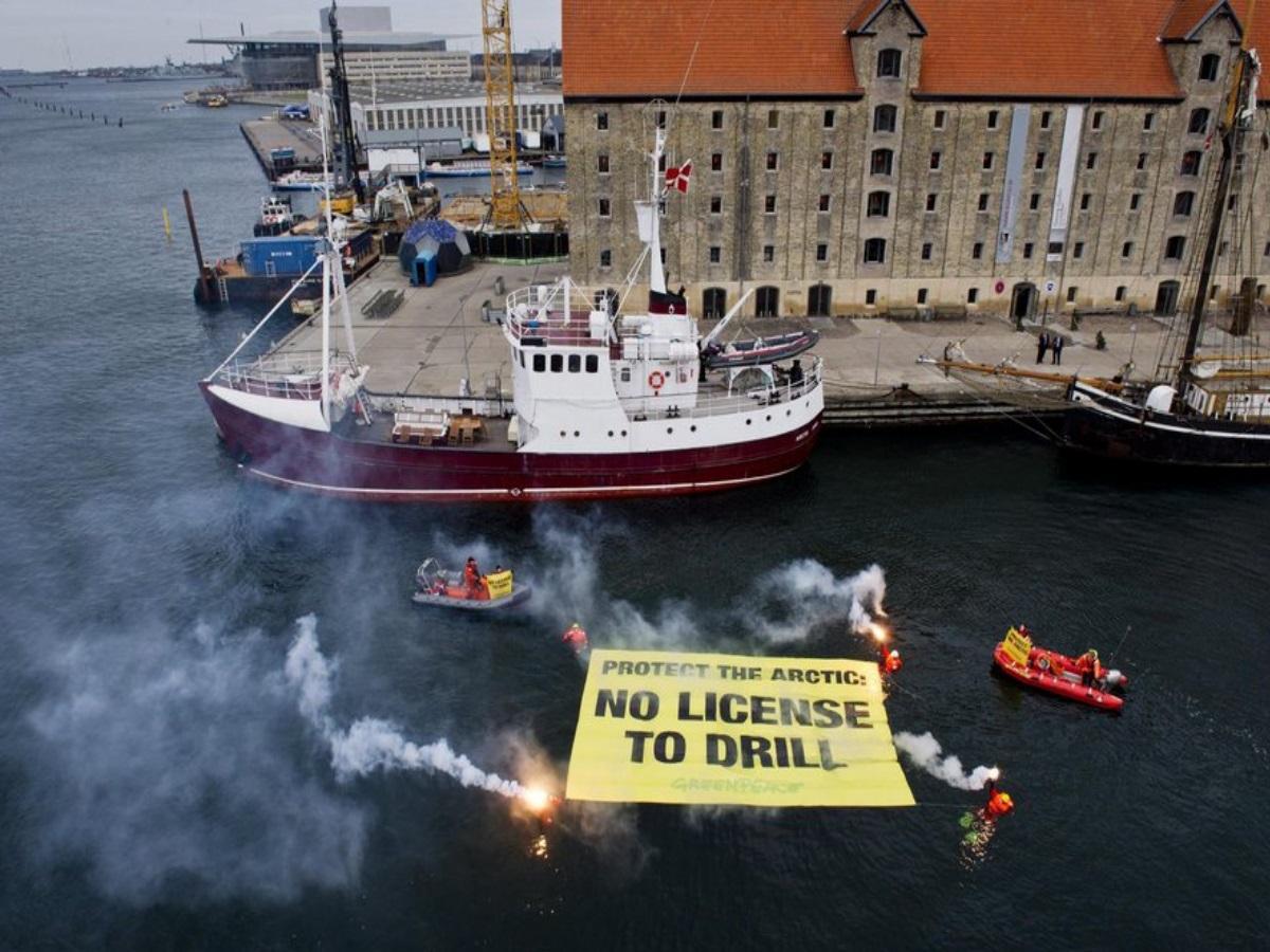 Απόφαση σταθμός στη Γροιλανδία: Τέλος στις έρευνες για πετρέλαιο