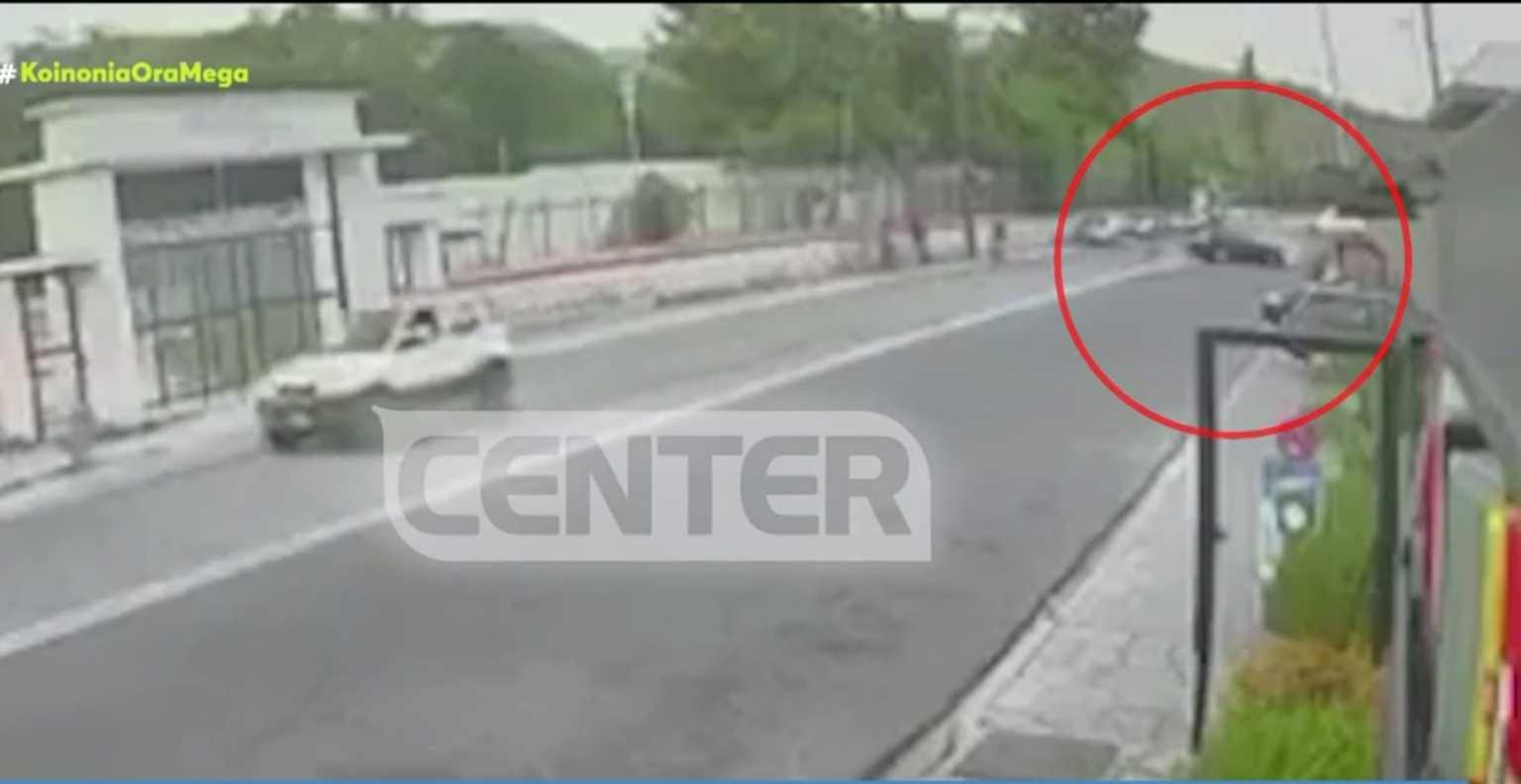Καβάλα: Βίντεο ντοκουμέντο από το σοκαριστικό τροχαίο με τους τρεις νεκρούς