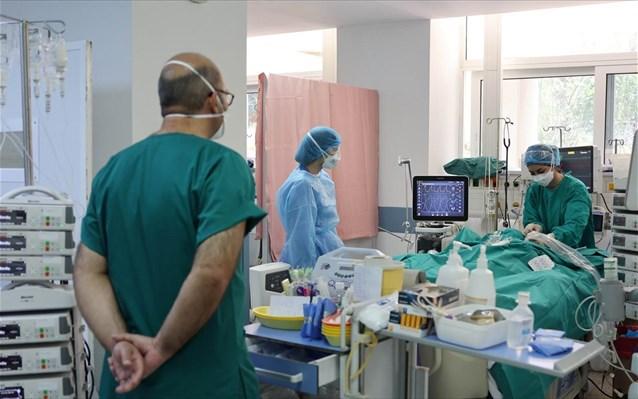 Κορωνοϊός: Κατέληξε 58χρονος στο Νοσοκομείο Ρεθύμνου